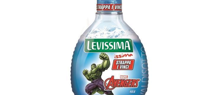 Con Levissima Issima conquisti gli Avengers
