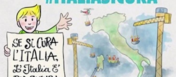 Dissesto idrogeologico: nuove linee guida da #italiasicura