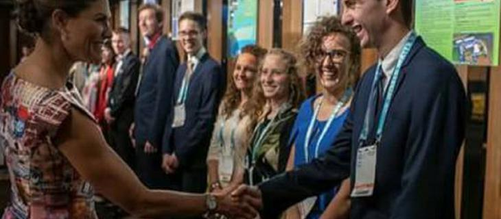 La Manna dal Cielo H2O Km0 vince lo Stockholm Junior Water Prize – In a Bottle