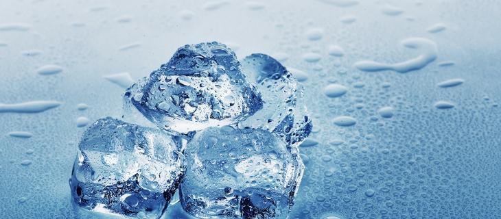 L'acqua rimane allo stato liquido anche a meno 40 gradi