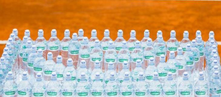 Levissima è l'acqua ufficiale degli Internazionali d'Italia 2019 - In a Bottle