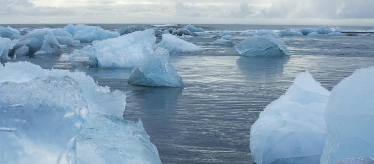 Lo scioglimento della calotta polare ha raggiunto livelli critici
