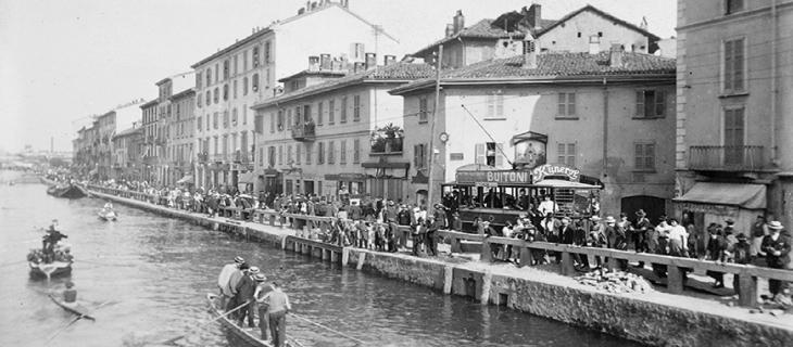 L'oro di Milano: mostra sugli usi delle acque milanesi