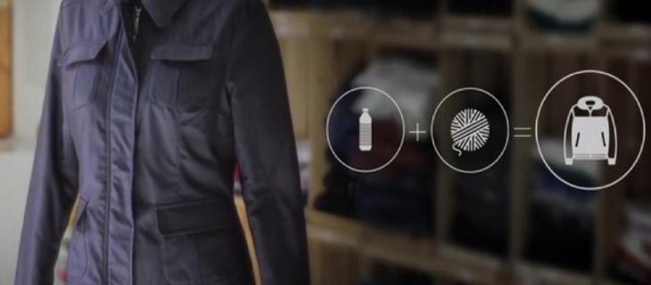 Moda sostenibile: arrivano le giacche in PET