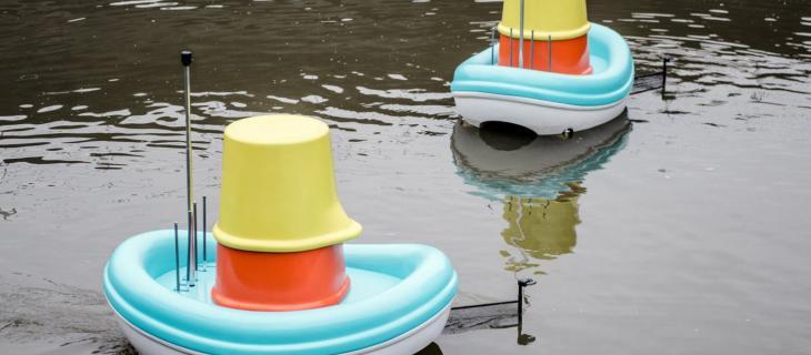 Good Ship, la nave giocattolo di Ikea per la pulizia delle acque – In a Bottle