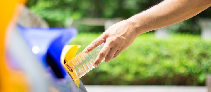 Nel 2015 riciclato il 67% degli imballaggi