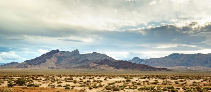 Estrarre Acqua dall'Aria del Deserto Ora si Può – In a Bottle