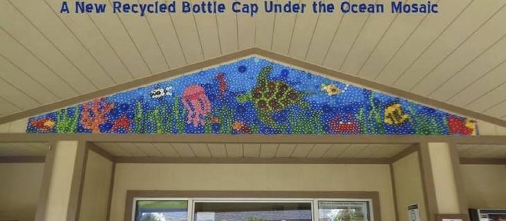 In mostra allo Zoo l'arte del riciclo della plastica alt_tag
