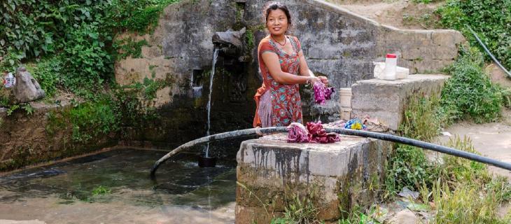 Pani, Pahar: Waters of the Himalaya, mostra sui cambiamenti