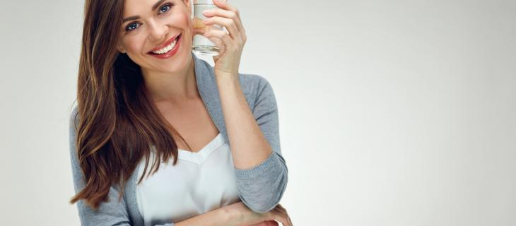 Why water is the perfect ally for all women - In a Bottle