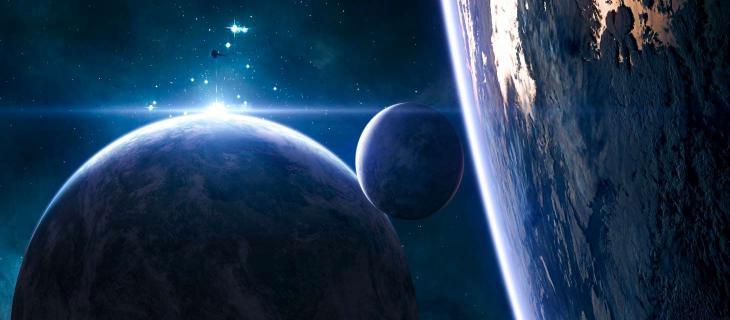 Un telescopio della Nasa ha scoperto un mondo con due Soli - In a Bottle