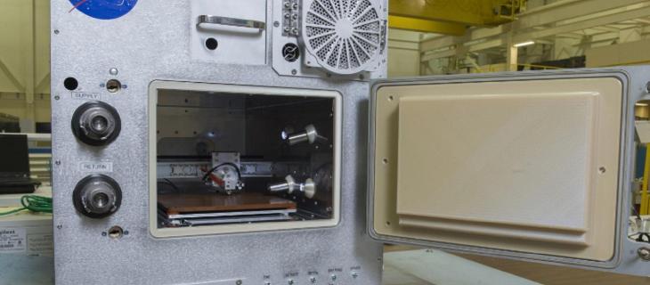 Refabricator: il dispositivo che ricicla plastica nello spazio