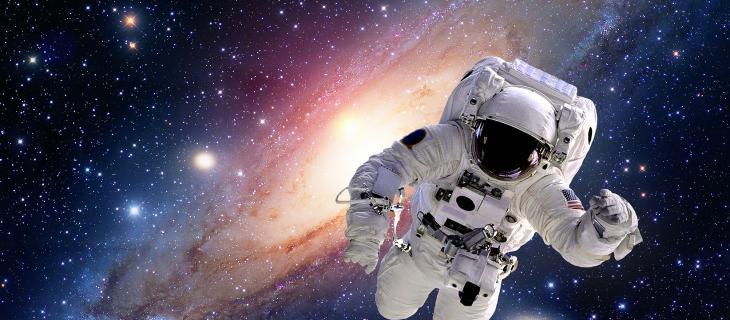 Riciclare plastica nello spazio dall'urina degli astronauti