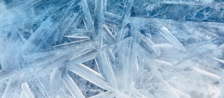 Riprodotto in laboratorio un ghiaccio extraterrestre