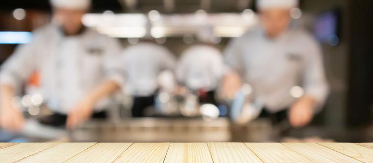 Turning The Tables: chef riuniti sul futuro della ristorazione - In a Bottle