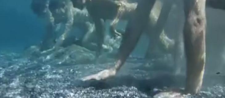 Ritrovare se stessi in acqua: cos'è la danza sensibile
