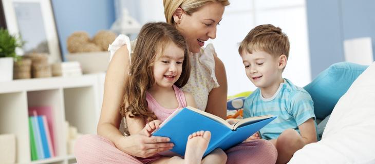 Se le fiabe insegnano ai bambini a mangiare sano