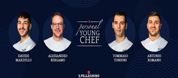 Personal Young Chef, il progetto di S.Pellegrino che promuove i giovani talenti della gastronomia - In a Bottle