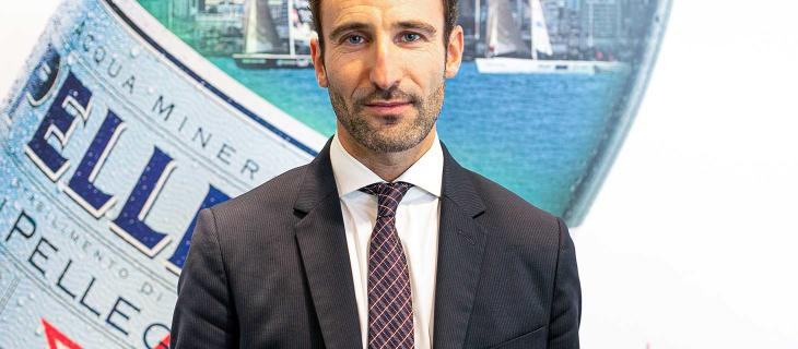 Stefano Marini è il nuovo Amministratore Delegato di Sanpellegrino - In a Bottle