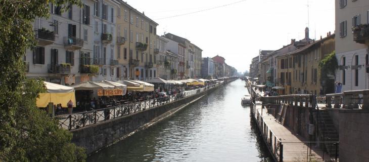 Milano e l'acqua nel nuovo libro di Michele Serra – In a Bottle
