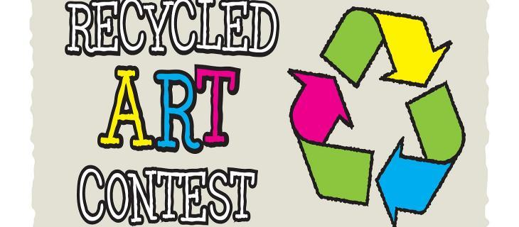 Un contest dedicato all'arte del riciclo a Manassas