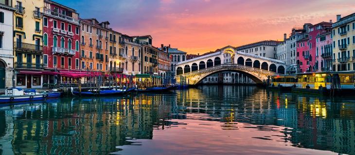 Venezia celebra i progetti d'acqua di Renzo Piano