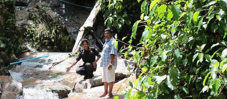Wang Kee Aon: riapre a Patong un'antica cascata cittadina