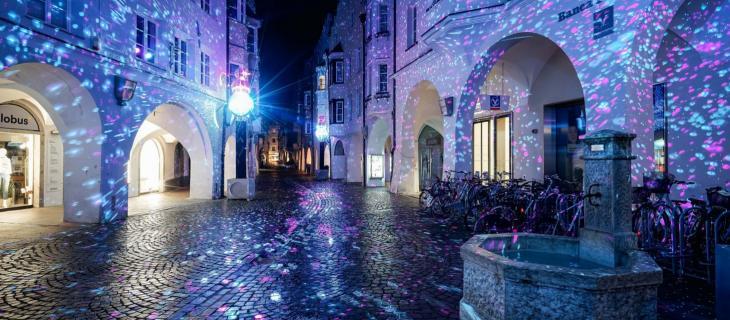 Water Light Festival: l'arte celebra l'acqua a Bressanone – In a Bottle