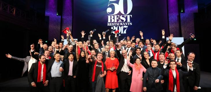 World's 50 Best Restaurant: la corona a Humm